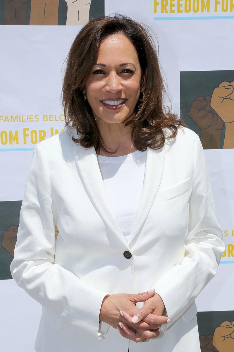 Kamala Harris Photos Of The California Senator 2020 Candidate Hollywood Life