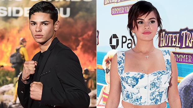 Ryan Garcia Selena Gomez