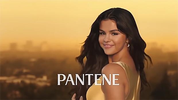 Selena Gomez Pantene Ad