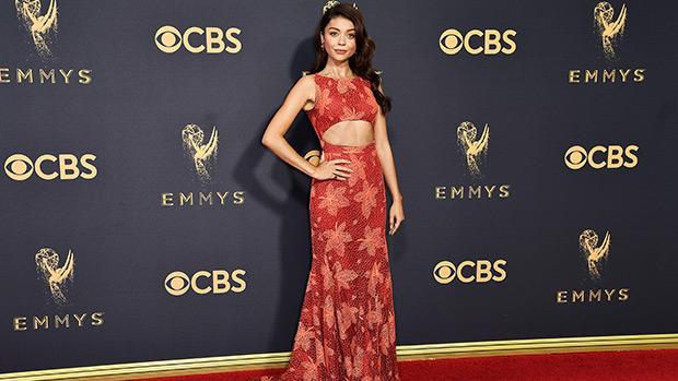 celebrity abs red carpet