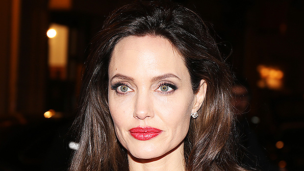 Angelina Jolie Reaction Brad Pitt Meeting