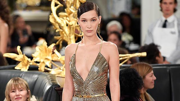 bella hadid new york fashion week