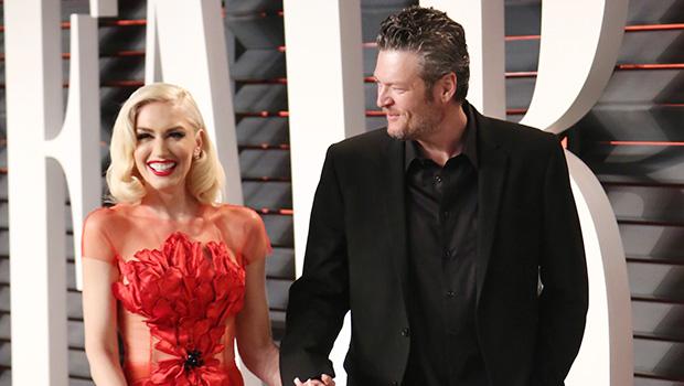 Gwen Stefani Blake Sheltony Fair Oscar Party, Los Angeles, America - 28 Feb 2016