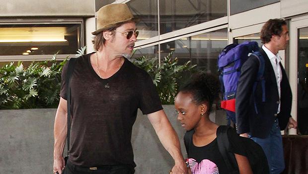 Brad Pitt Shiloh