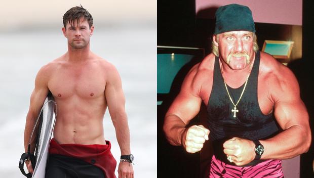 Chris Hemsworth Playing Hulk Hogan