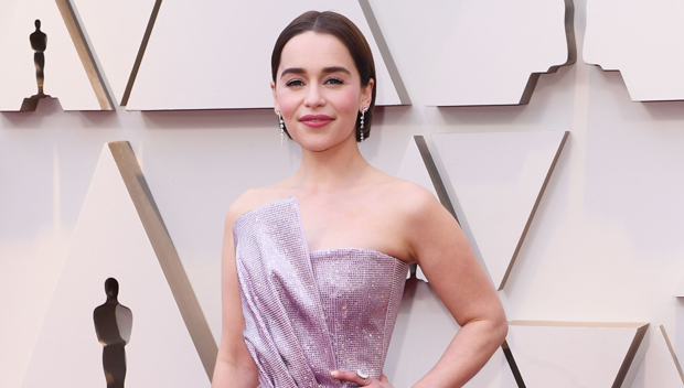 Emilia Clarke Oscars