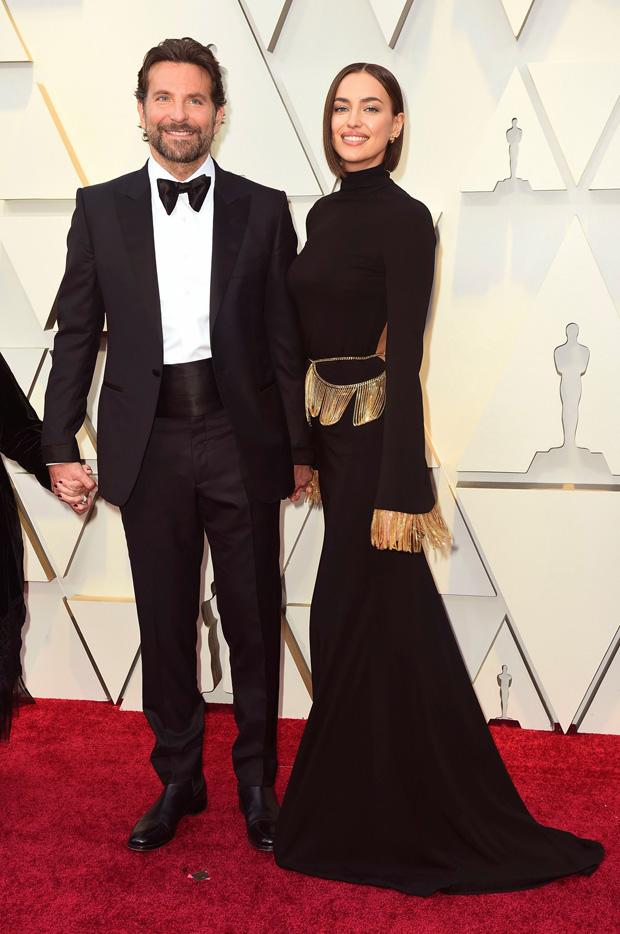 Bradley Cooper & Irina Shayk Oscars 2019