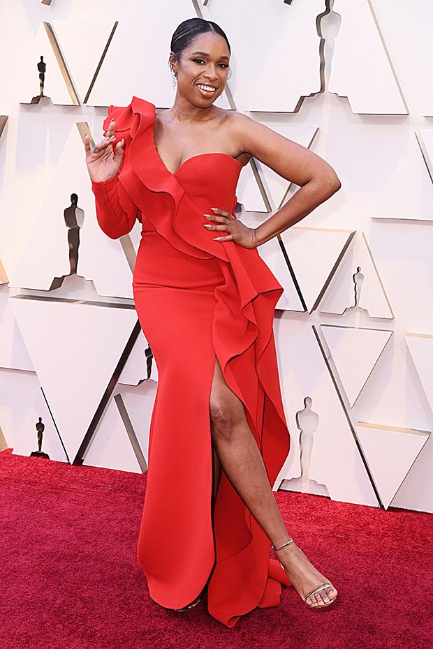 Jennifer Hudson Oscars 2019