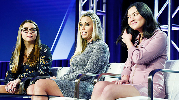 Kate Gosselin & Daughters TCA 2019