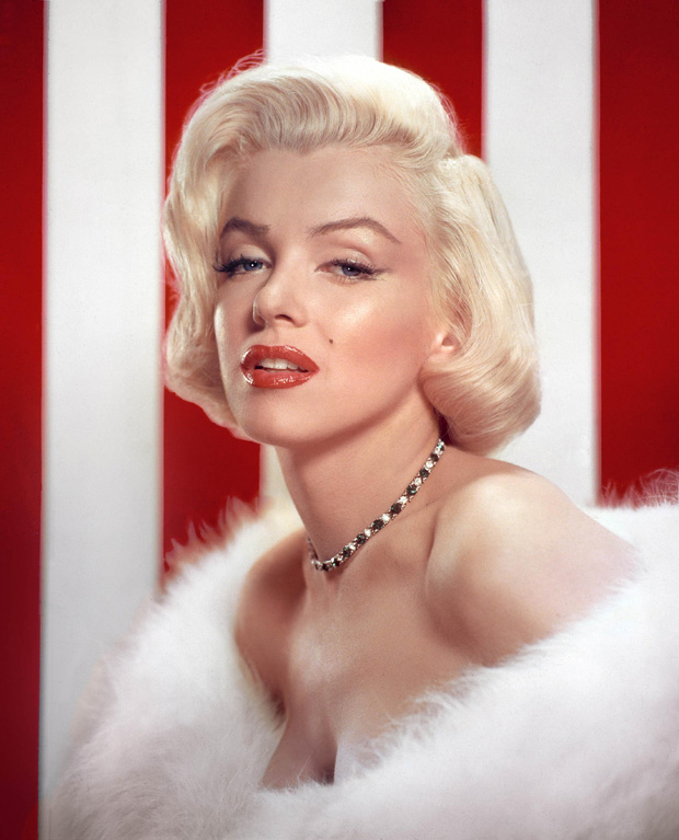 Editorial use only. No book cover usage.Mandatory Credit: Photo by 20th Century Fox/Kobal/REX/Shutterstock (5886072be) Marilyn Monroe Marilyn Monroe - 1953 20th Century Fox Portrait Music