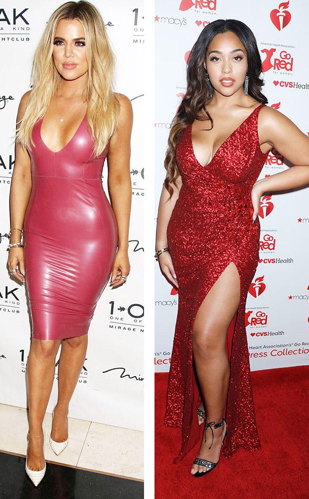 Khloe Kardashian & Jordyn Woods