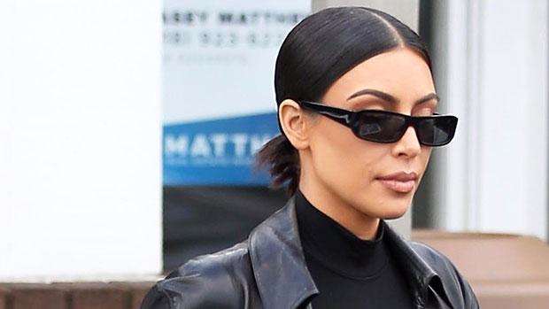 Kim Kardashian Skin