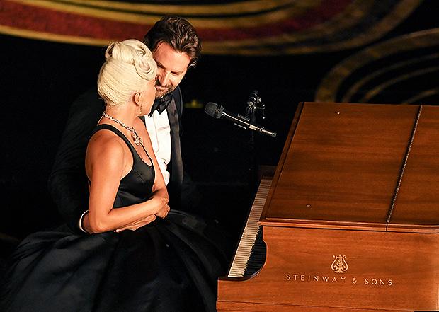 Bradley Cooper & Lady Gaga Oscars
