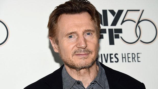 Liam Neeson Ashamed