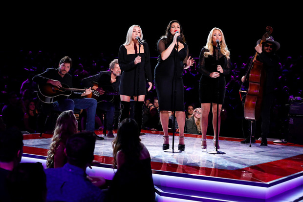 """ELVIS ALL-STAR TRIBUTE -- """"Show"""" -- Pictured: Pistol Annies -- (Photo by: Trae Patton/NBC)"""