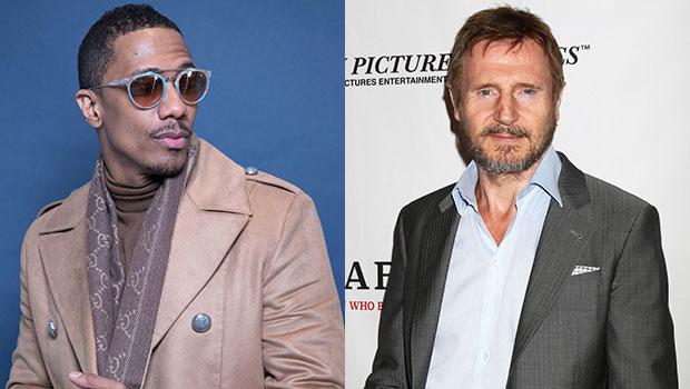 Nick Cannon & Liam Neeson