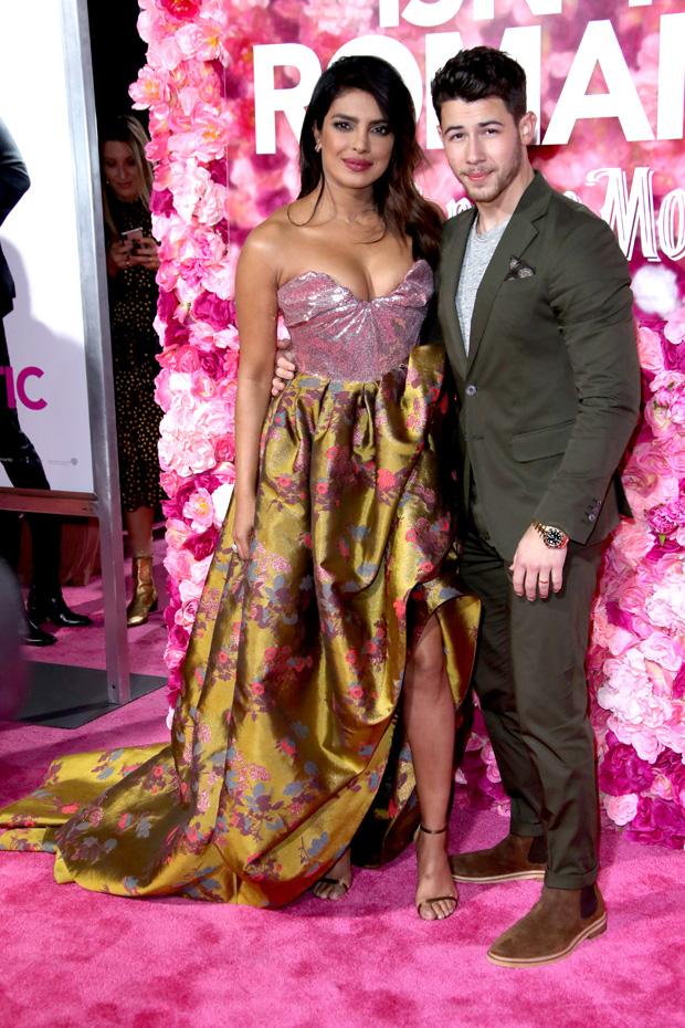 Priyanka Chopra Nick Jonas Isn't It Romantic