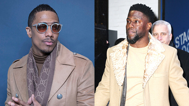 Nick Cannon & Kevin Hart