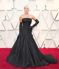 Lady Gaga 91st Annual Academy Awards, Arrivals, Los Angeles, USA - 24 Feb 2019 Wearing Alexander McQueen, Custom