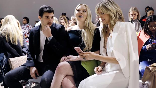 Tiffany Trump, Michael Boulos, Marla Maples