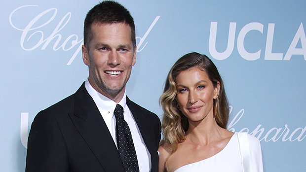 Tom Brady On Wife Gisele Bundchen Exclusive Interview Pda Photos Hollywood Life