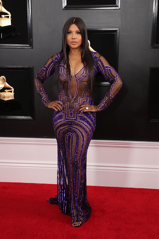 Toni Braxton Grammys