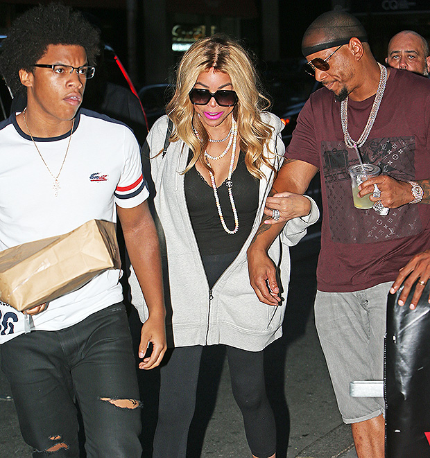 Are Wendy Williams Kevin Hunter splitting