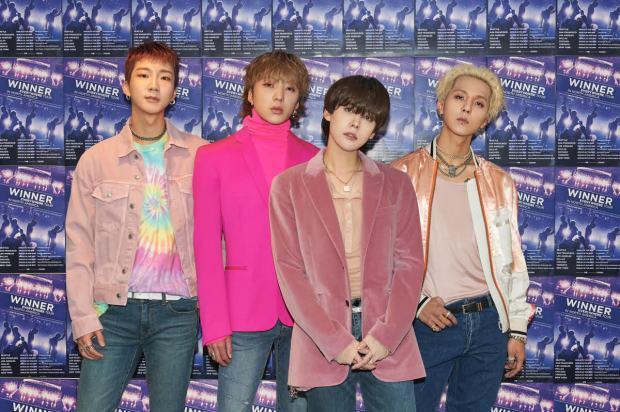 Winner K-Pop Group