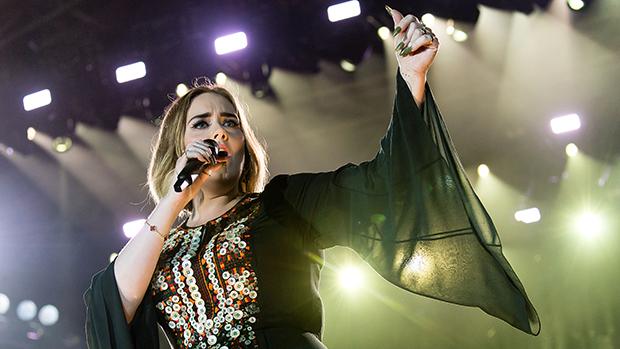 Adele recording studio