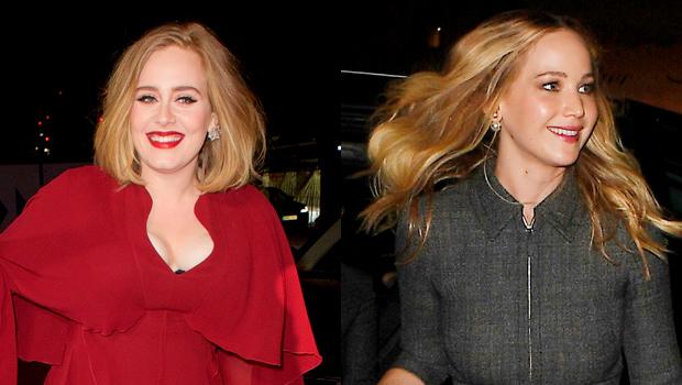Adele Jennifer Lawrence