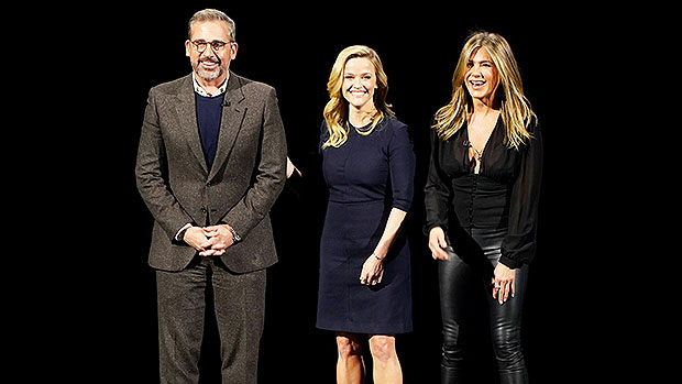 Steve Carrell Reese Witherspoon Jennifer Aniston