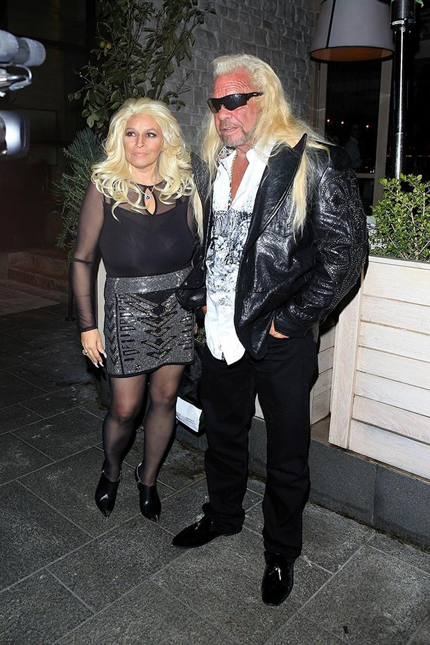 Beth and Duane Chapman