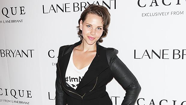 Elly MaydayLane Bryant 'ImNoAngel' campaign launch, New York, America - 06 Apr 2015