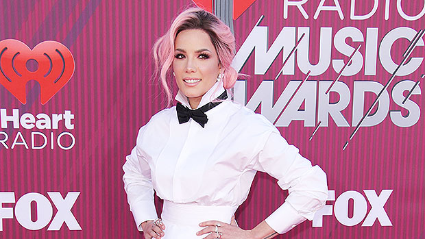 Halsey's Outfit iHeartRadio Awards