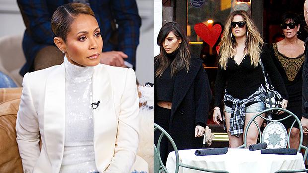 Jada Pinkett Smith Unfollows Kardashians