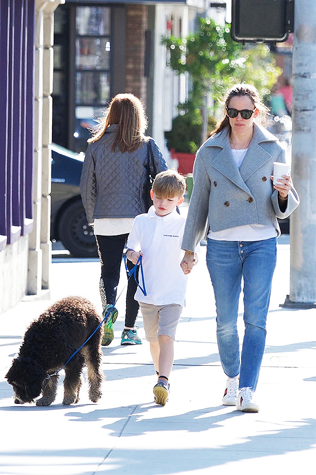 Jennifer Garner son Samuel