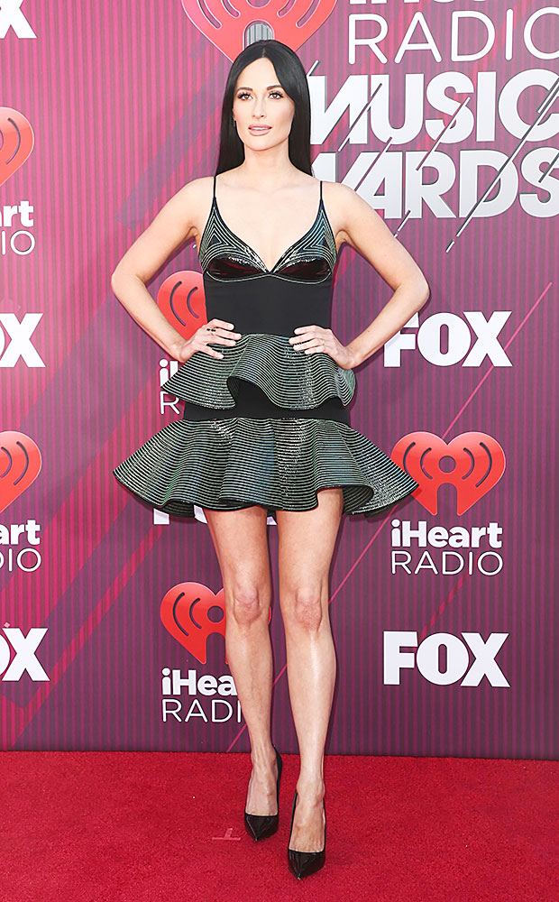 Kacey Musgrave Dress iHeartRadio Awards
