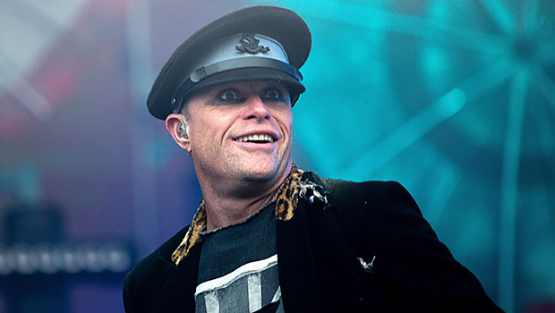 Keith Flint of The ProdigyT in the Park Festival, Strathallan Castle, Perthshire, Scotland, Britain - 12 Jul 2015
