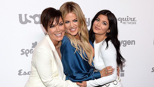 Kris & Kylie Jenner, Khloe Kardashian