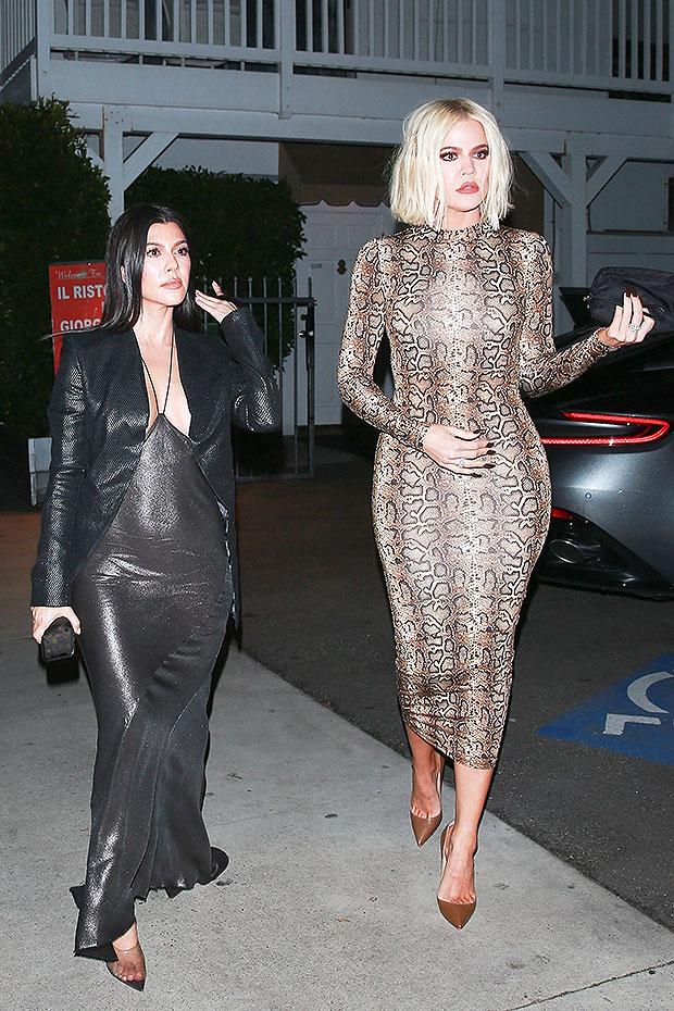 kourtney kardashian khloe kardashian