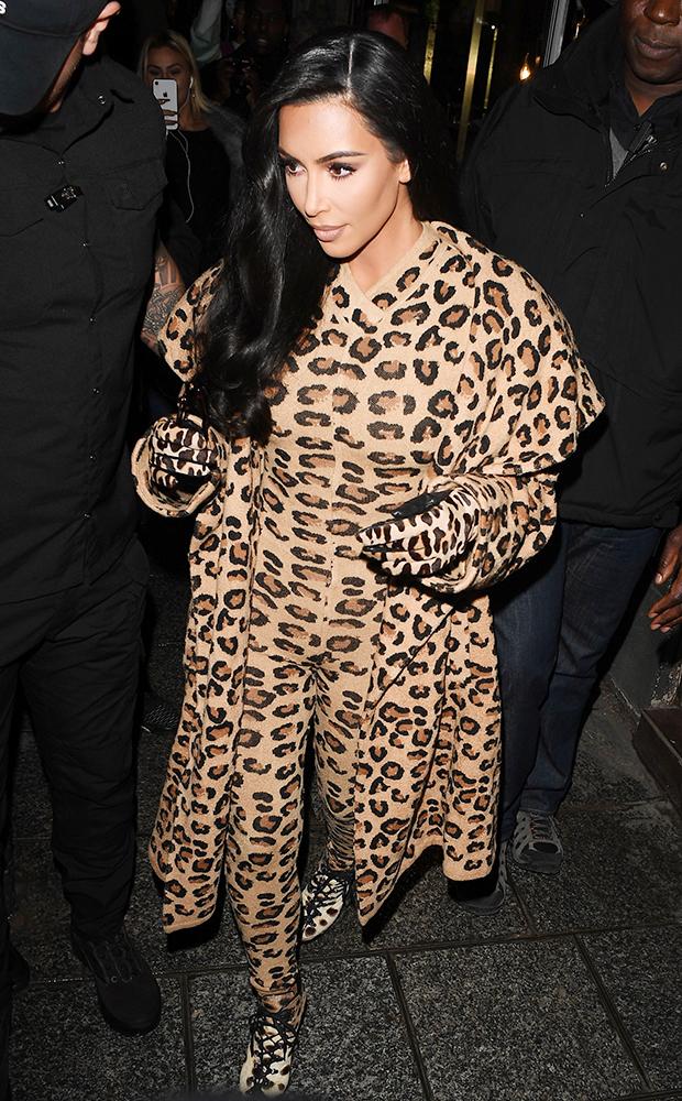 Kim KardashianKim Kardashian out and about, Paris Fashion Week, France - 05 Mar 2019