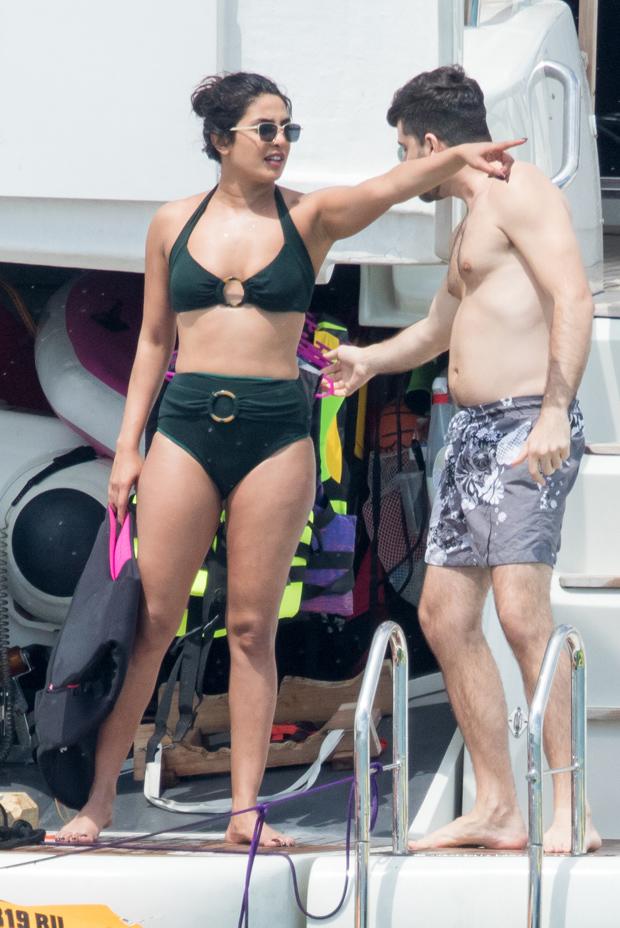 Priyanka Chopra-Jonas and Nick Jonas