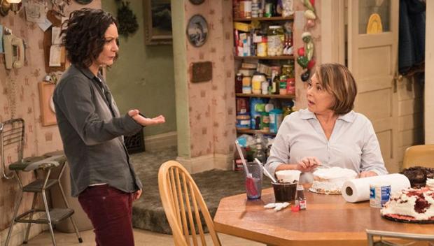 Roseanne Barr Blames Sara Gilbert