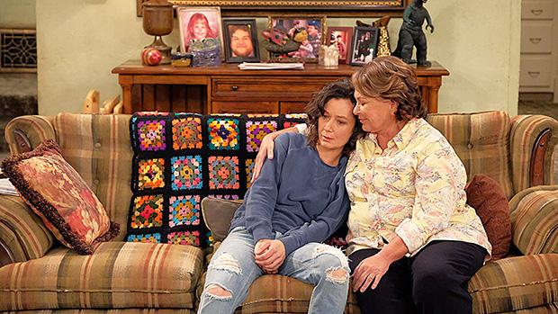Sara Gilbert Reacts Roseanne Barr