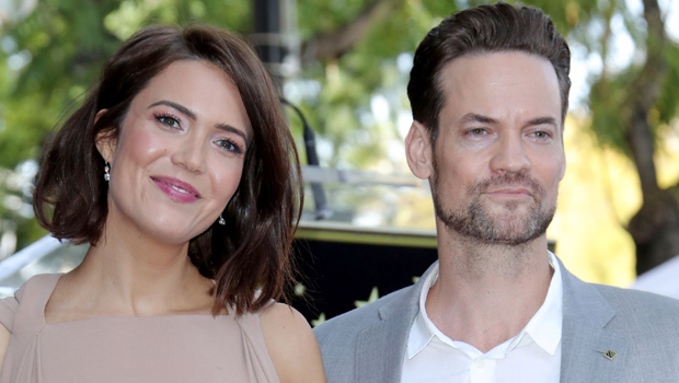 Shane West Mandy Moore Reunite At Hollywood Walk Of Fame Ceremony Hollywood Life