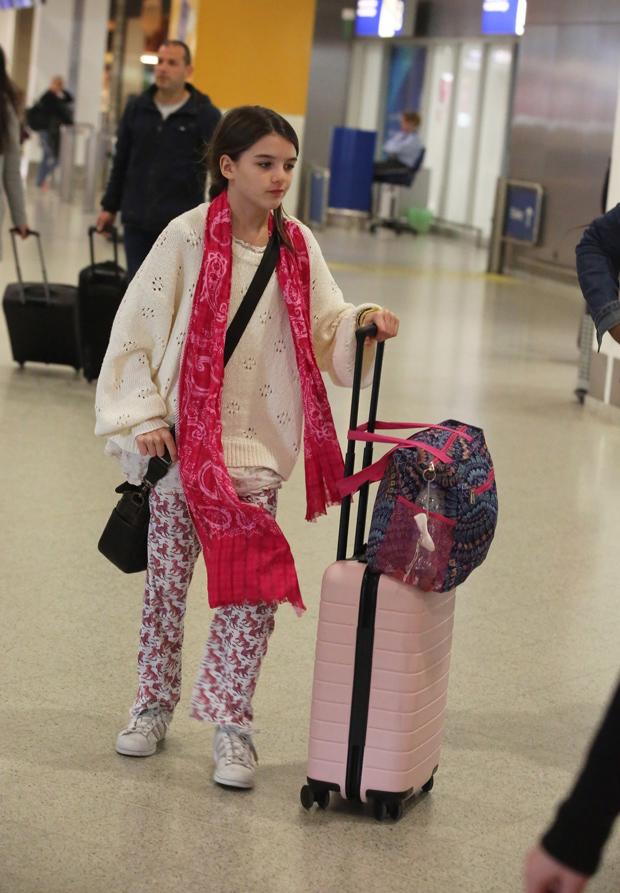 Suri Cruise airport