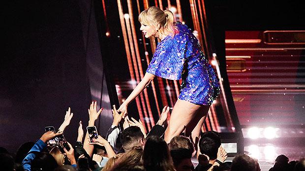 Taylor Swift iheartradio awards 2019