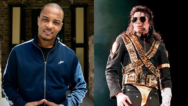 T.I. And Michael Jackson