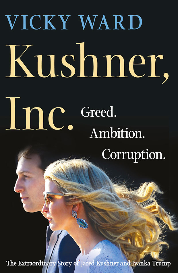 Ivanka Trump Jared Kushner book White House