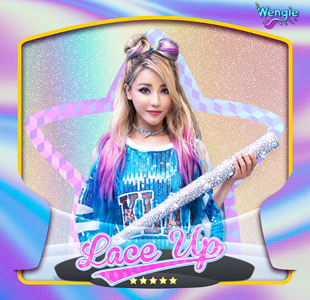 Wengie Lace Up